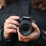 Canon eos 200d фотографии