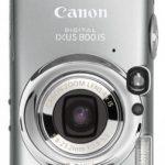 Canon ixus 800 is