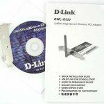 D link airplus dwl 520