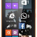 Microsoft lumia 430 dual sim характеристики
