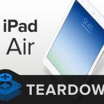 Ipad air как разобрать