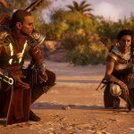 Assassins creed origins прохождение основного сюжета