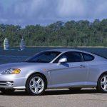 Hyundai tiburon 2003 отзывы