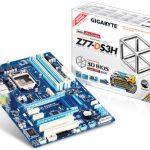 Gigabyte technology co ltd z77 ds3h