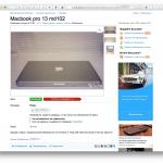 Macbook pro 2015 авито