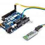 Arduino bluetooth hc 06