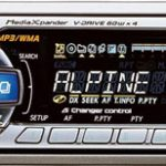 Alpine cda 9812 rb