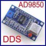 Ad9850 dds генератор сигналов схема