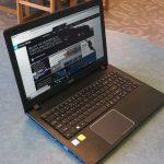 Acer aspire e15 start характеристики