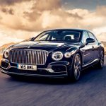 Bentley continental flying spur 2018