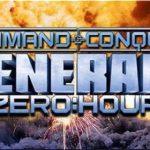 Command and conquer generals zero hour прохождение