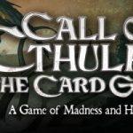 Call of cthulhu настольная игра