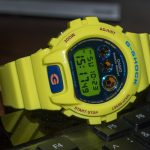 G shock dw 6900nb
