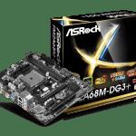 Asrock fm2a68m dg3 видеокарта