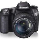 Canon 70d body характеристики