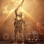 Destiny 2 золотой пистолет