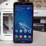 Huawei p smart качество фото