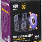 Cooler master masterair ma620p rgb asus tuf