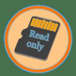 Microsd диск защищен от записи как снять