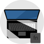 Acer swift 3 не работает fn