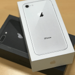 Iphone 8 plus silver фото