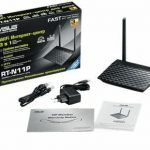 Asus wireless router rt n11p