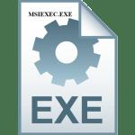 Msiexec exe windows installer