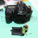 Nikon d600 ресурс затвора
