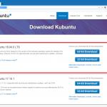 Kubuntu настройка после установки