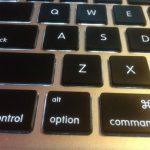 Macbook pro кнопка option