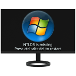 Ntldr is missing что делать windows 7