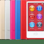 Ipod nano 7 звук
