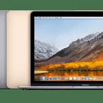 Macbook с 12 дюймовым дисплеем retina