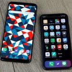 Iphone x или samsung galaxy note 9