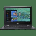 Acer spin 1 sp111 32n p25r серый