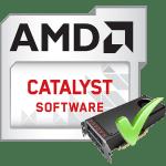Amd catalyst control center как обновить версию