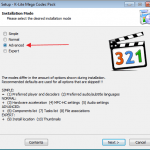 Lav audio decoder internal output
