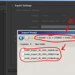 Adobe premiere pro h 264