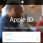 Appleid apple com деактивирован что делать