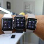 Apple watch разница между моделями