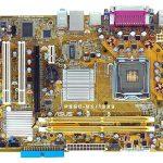 Asustek computer inc p5gc mx