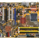 Asus p5k оперативная память