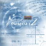 Creative audigy 2 sb0240 характеристики