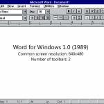 Microsoft office история версий