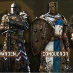 For honor описание героев