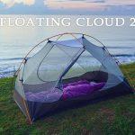 3F ul gear палатка