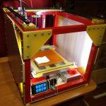 3D принтер из профиля 20х20