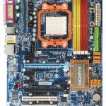 Gigabyte ga m57sli s4 поддерживаемые процессоры
