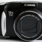 Canon powershot sx120 is отзывы