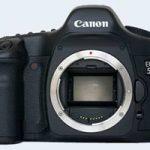 Canon 5d и 5d mark ii сравнение